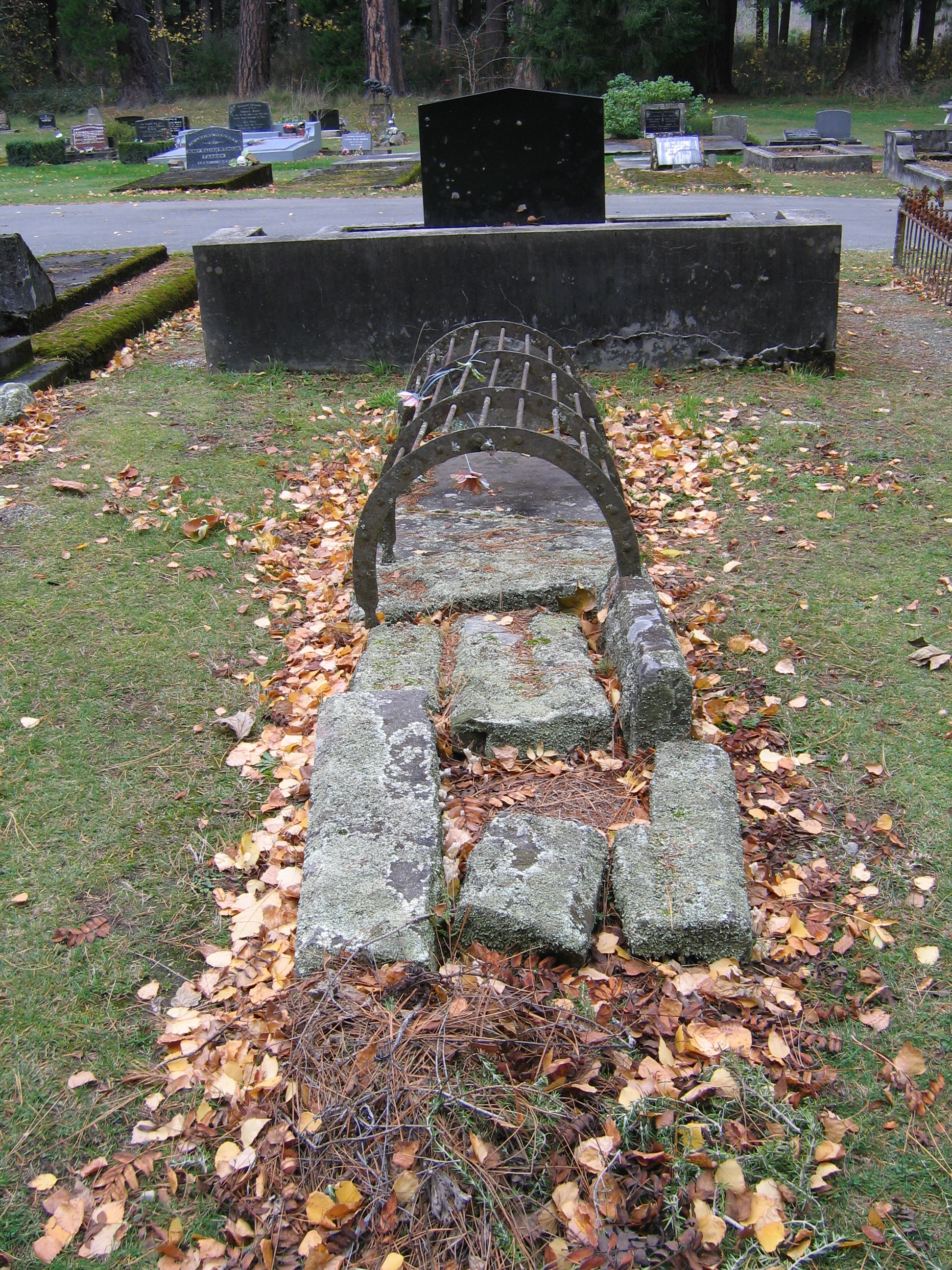 unlacing the victorians caged graves. Black Bedroom Furniture Sets. Home Design Ideas