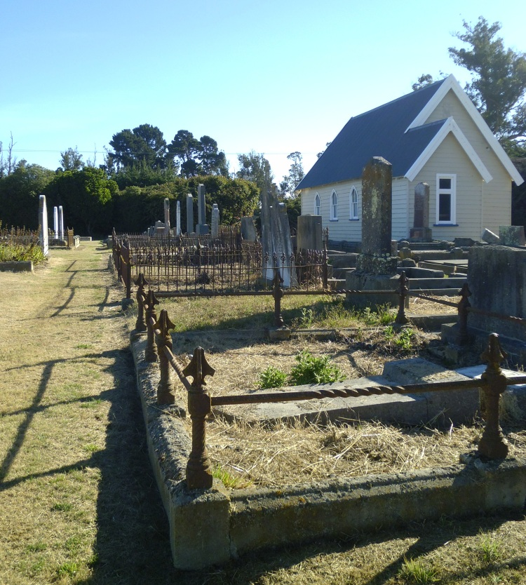 Cemetery View 1