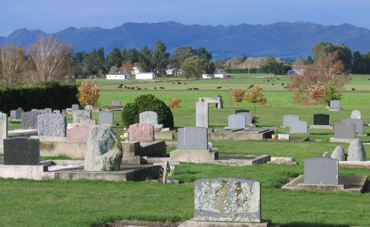Cemetery View 1a