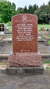 WATSON Arthur John