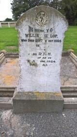 HESLOP William 1